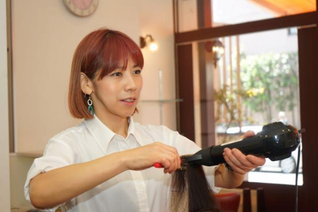 HAIR SALON IWASAKI 河北谷地店の画像・写真