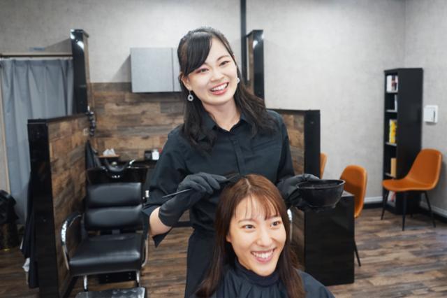 HAIR STUDIO IWASAKI 渋沢S店の画像・写真