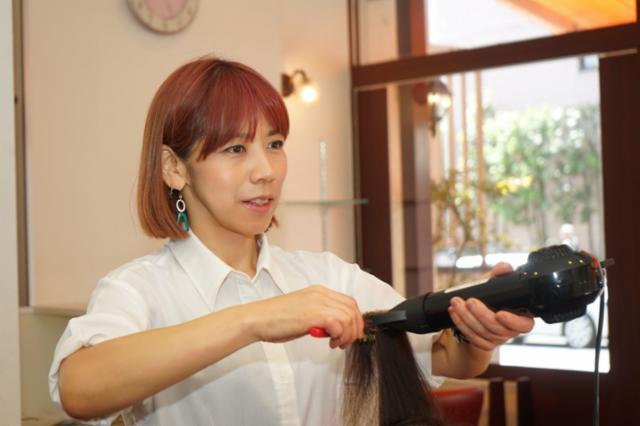 ヘアースタジオ IWASAKI 梅満店の画像・写真