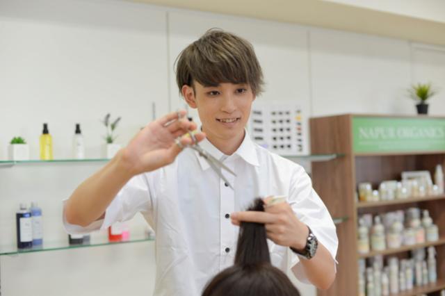 ヘアースタジオ IWASAKI 領下店の画像・写真