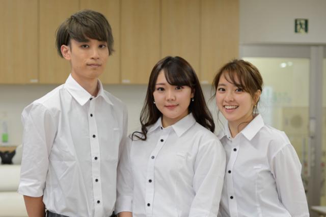 ヘアースタジオ IWASAKI 朝日店の画像・写真